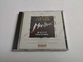LIVE AT THE B&W MONTREMX MUSIC FESTIVAL 1989 VOL.1