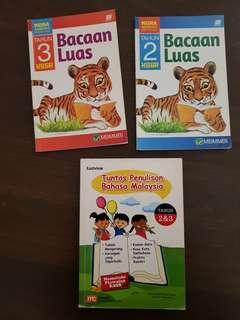 BM books Bacaan Luas tahun 2 & 3