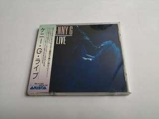 kENNY G LIVE 日本版