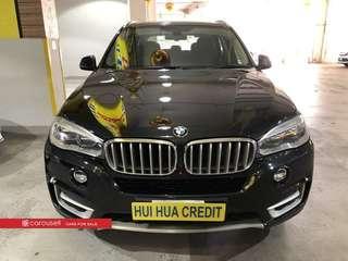 BMW X5 xDrive35i Auto