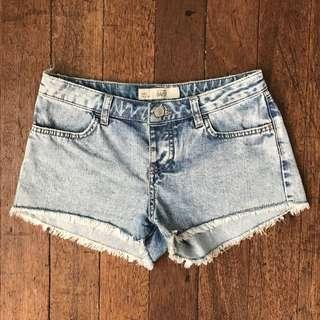 Topshop Daisy Shorts