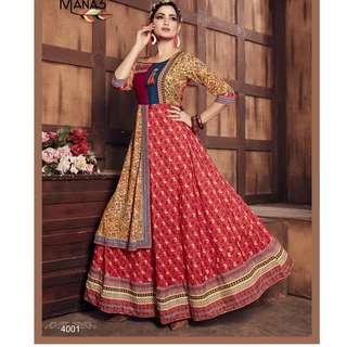 Fancy Multicolor Dress