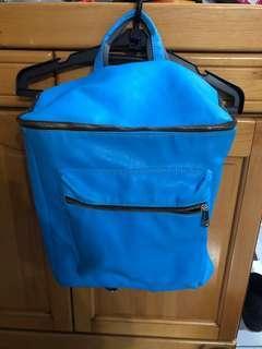 碧海藍天容量大後背包