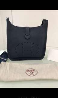 Sale Hermes evelyn Ori Leather