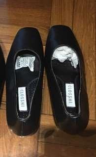 36碼 黑色 高跟鞋 空姐鞋 工作鞋 見工鞋 面試 present