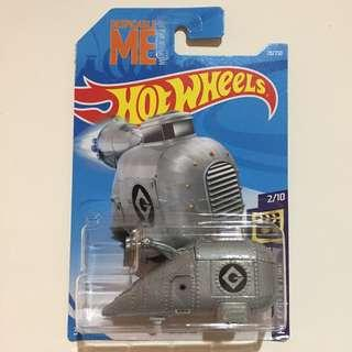 Hot Wheels 70/250 HW Screen Time 2/10 Grumobile Despicable Me