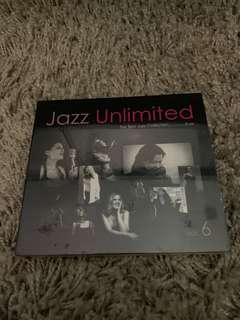 Music CDs Jazz Unlimited Vol 6