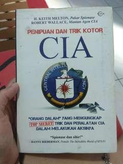 Penipuan dan Trik Kotor CIA