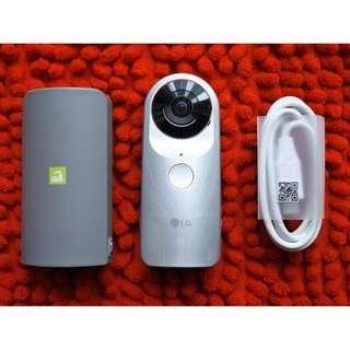 LG360 Cam (LG 360 camera) Mint Condition