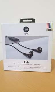 B&O Play Beoplay E4 Active Noise Cancellation Earphones 降噪耳機