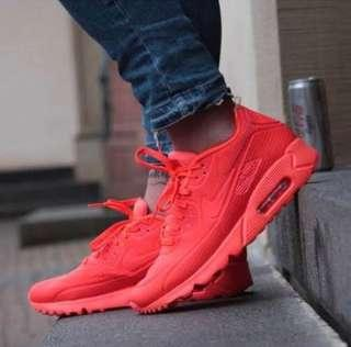 Nike AirMax hyperfuse neon pink