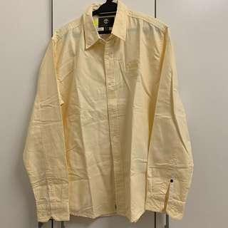Pre-owned Timberland Shirt Long Sleeve