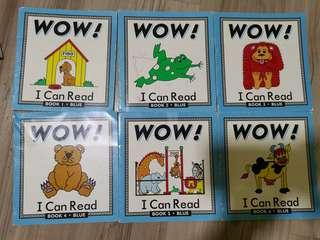 🚚 WOW! I Can Read