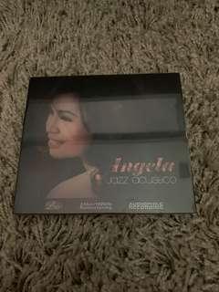 Music CDs Angela Jazz Acoustic