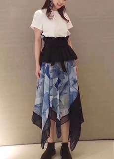 initial兩色2019裙齊碼全新