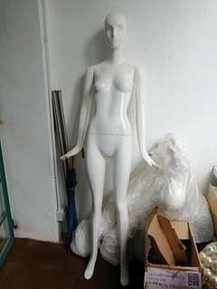 Fashion Mannequin For Shop In Good Usable Condition
