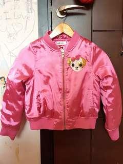 Hnm jacket pink