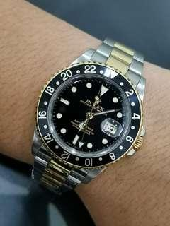 Rolex GMT-Master II 16713LN Solid End Link
