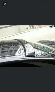 BMW 3 SERIES E92 E93 CARBON FIBER ROOF SPOILER AC SCHNITZER STYLE 2007-2013 320 325 335 m3 coupe convertible