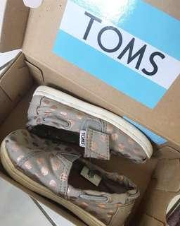 Toms girl shoes #50TXT
