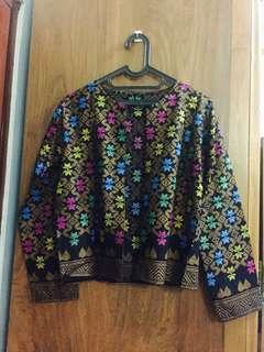 Outer Songket