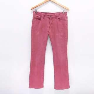 Uniqlo Jeans dusty pink #snapendgame