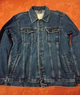 Denim Jacket / jaket jeans