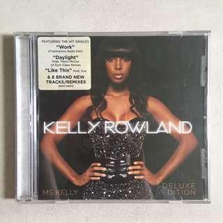 🚚 Kelly Rowland CD
