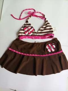 #ibuhebat swimsuit anak perempuan