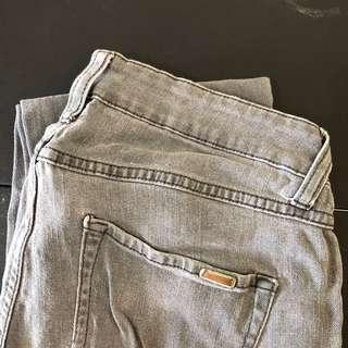 Mango Gray Jeans