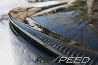 Rexpeed Mitsubishi Lancer Evolution Evo X 2.0 1.5 Type-1 Carbon fiber Trunk lid Spoiler