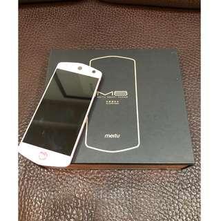 美圖 MEITU M8 4G/64G 5.2吋十核心4G-LTE前置雙像素鏡頭自拍美顏美照機