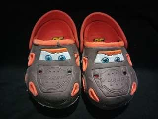 The Cars baby sandals