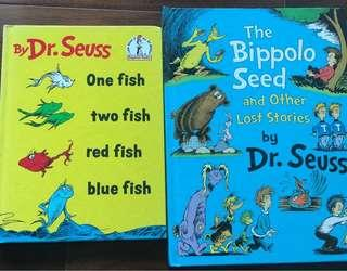 Dr Seuss (hard cover)