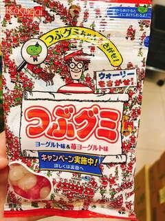 🚚 春日井威利草莓優格軟糖