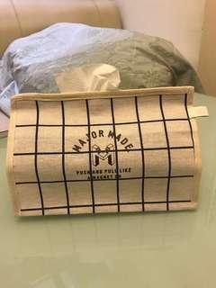 🚚 面紙盒