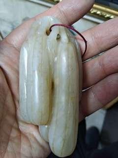 白玉 茄子