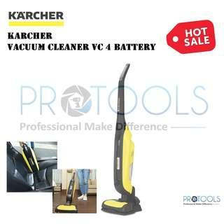 KARCHER 2 In 1 VACUUM CLEANER VC4 BATTERY