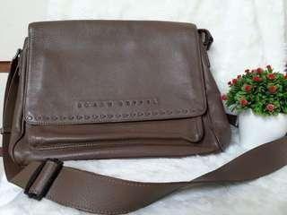 Braun Buffel Full Leather