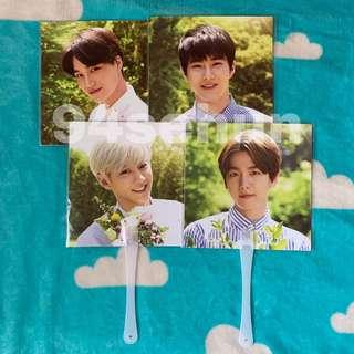 [WTS] EXO NATURE REPUBLIC HANDFAN