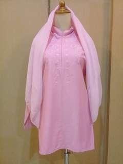 Pink soft cute