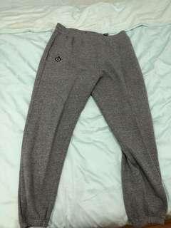 🚚 K1X Grey Sweat pants XL