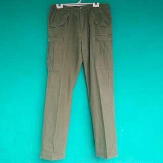 cargo army - cargo pants - celana cargo