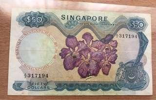 $50 Orchid