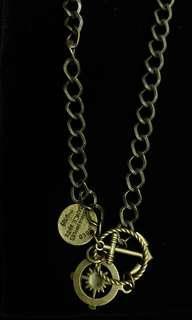 🚚 古銅項鍊手鍊套組