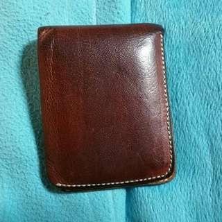 LTHRKRFT Wallet Original