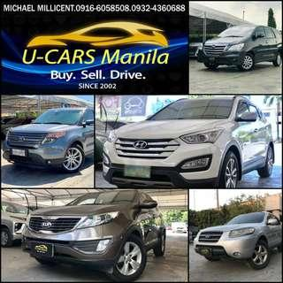 FOR SALE Quality Pre-Owned Vehicles