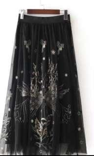 🚚 Lace long dress