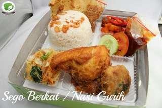 Nasi Kotak - Ready