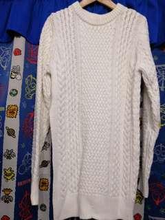 (⚡快閃$50) ZARA long knit